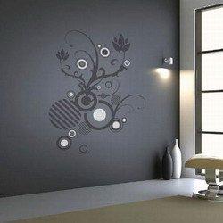 Шпалери сірі з білим. Сірі шпалери в інтер єрі  дизайн e4862f601163b