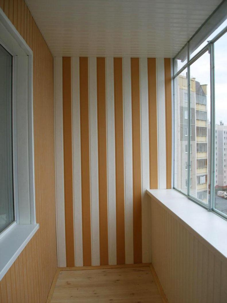 Daireniz için plastik balkon