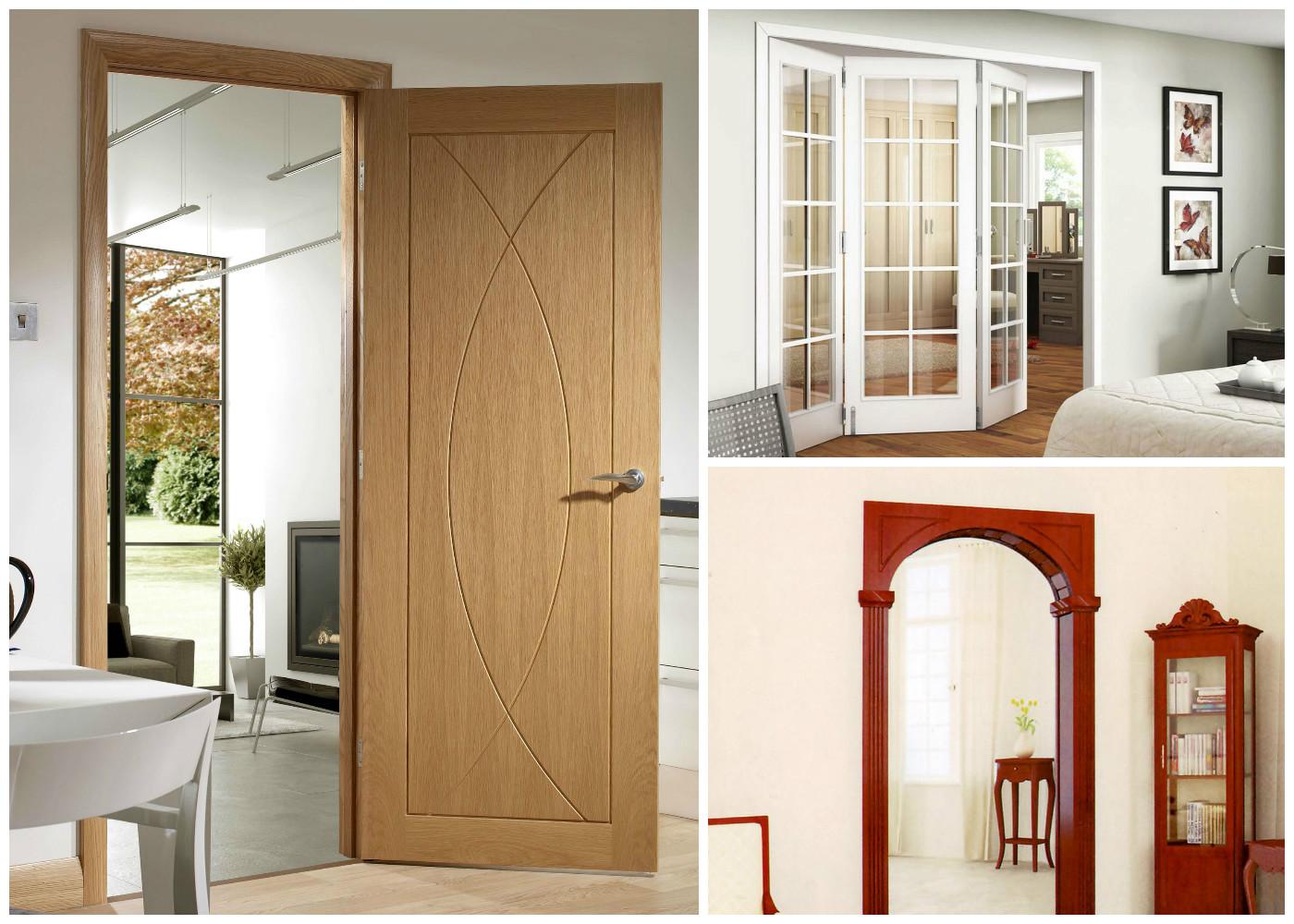 İç kapılar türleri nelerdir