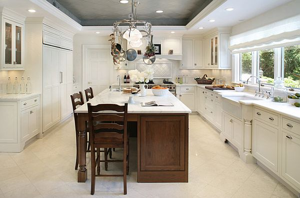 Kitchen Ceiling Design Photos And