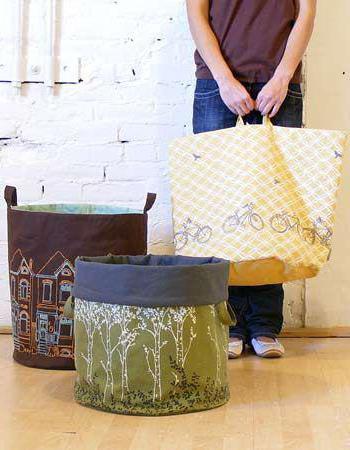 ba760e61892d Сделанная так своими руками корзина для игрушек будет легче и удобнее для  перемещения по комнате, но сохранит свою форму.