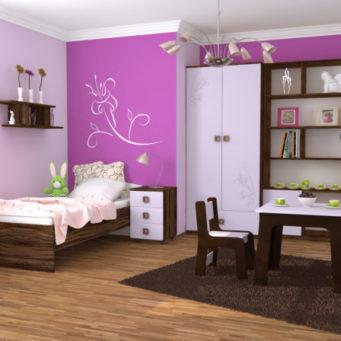 c88cceabc7d Μια φωτογραφία του συνδυασμού χρωμάτων στο παιδικό δωμάτιο μπορεί να δει  στην εικόνα, όπου μπορείτε να δείτε καθαρά τι συμβαίνει όταν συνδυάζονται  μερικά ...